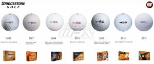 Bridgestone e6 årsmodeller
